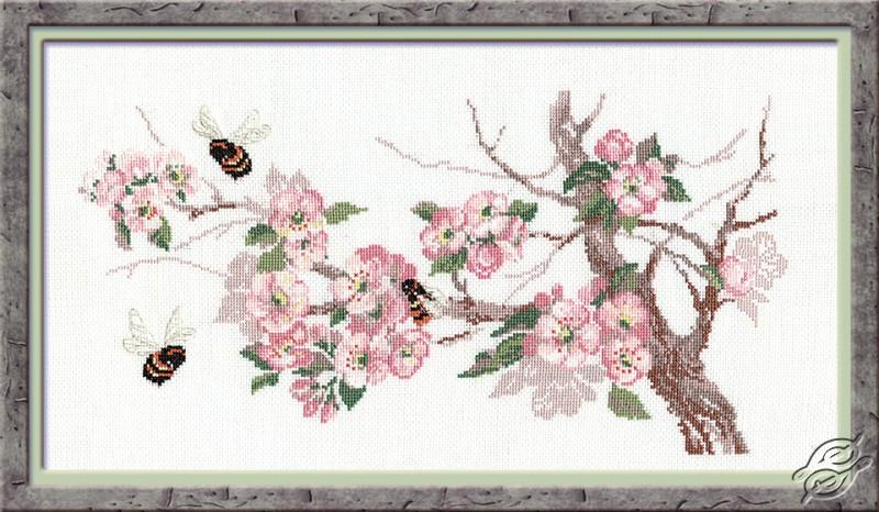 Apple Blossom by RIOLIS - 635