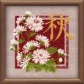 Japanese Flowers by RIOLIS - 813