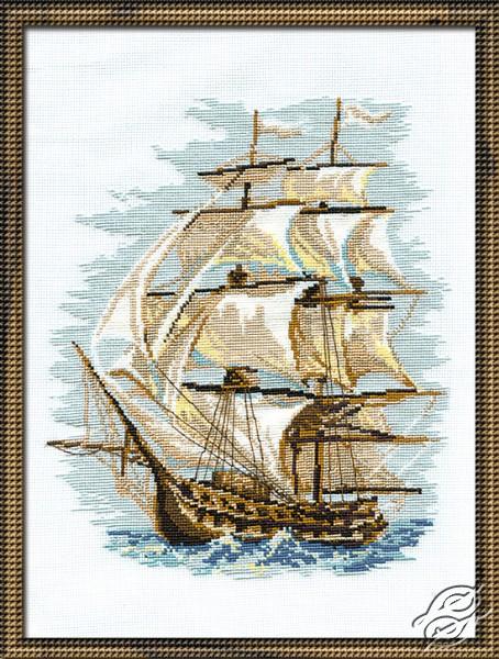 Sailing Vessel I by RIOLIS - 479