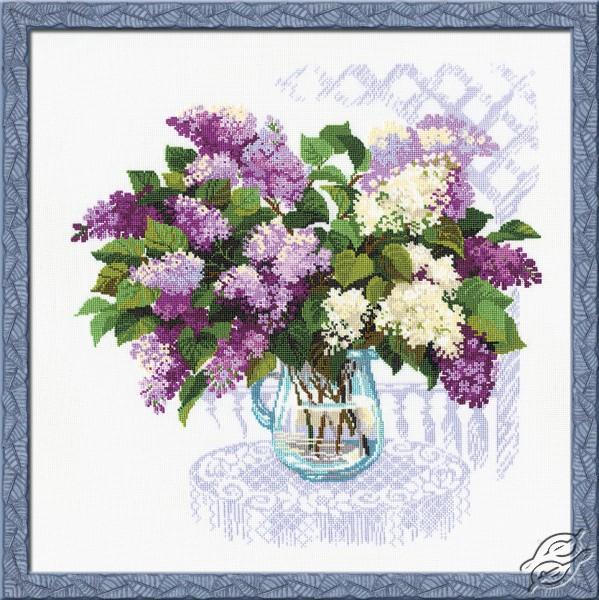 Purple Lilac by RIOLIS - 900