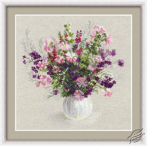 Flower Bouquet by RIOLIS - 1010