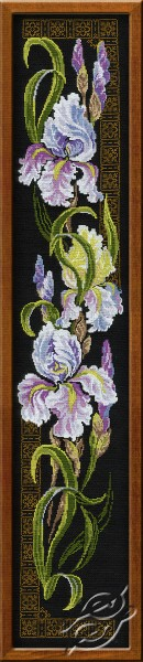 Twine Of Irises by RIOLIS - 841