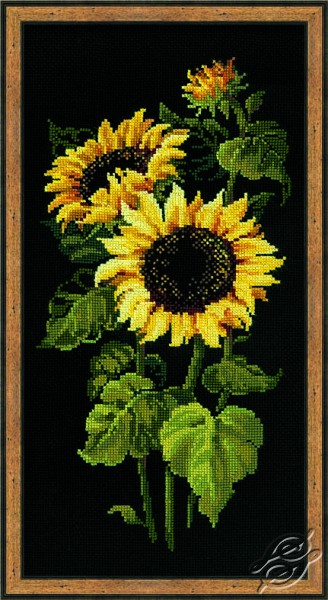 Sunflowers by RIOLIS - 1056