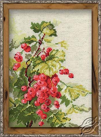 Redcurrants by RIOLIS - 1060