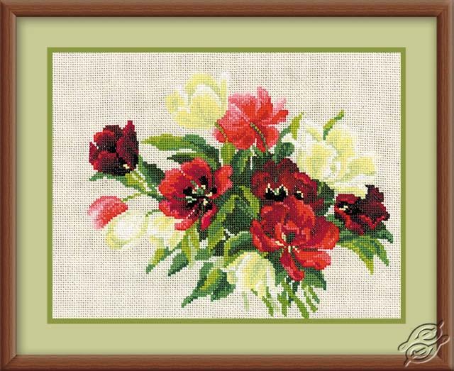 Flower Arrangement by RIOLIS - 1065