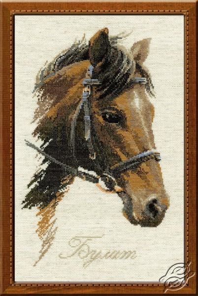 Brown Stallion by RIOLIS - 826