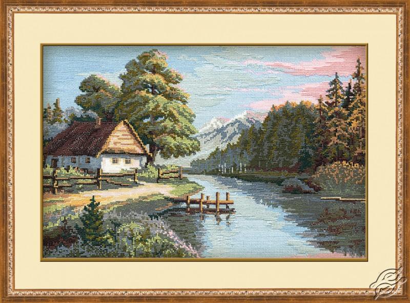 House At River by RIOLIS - 889
