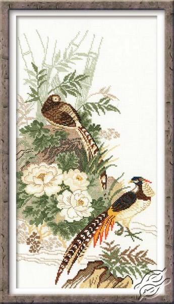 Pheasant by RIOLIS - 929