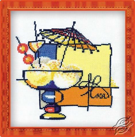 Ice Cream by RIOLIS - 975