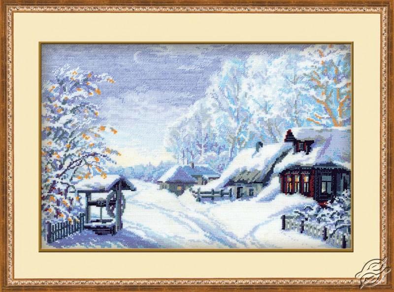 Russian Winter by RIOLIS - 989