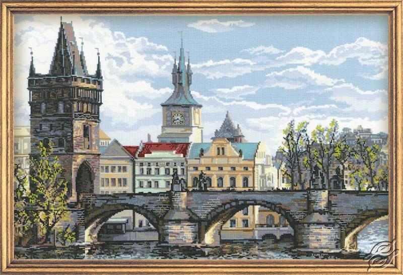 The Bridge by RIOLIS - 1058