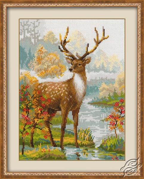 Deer by RIOLIS - 1077