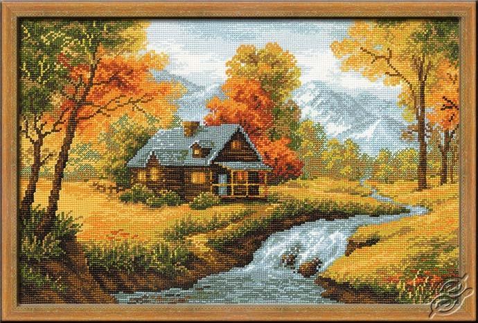 Fall Landscape by RIOLIS - 1079