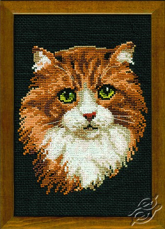 Chestnut Cat by RIOLIS - 765
