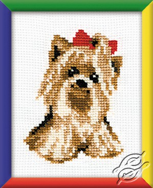 Yorkshire Terrier by RIOLIS - 496