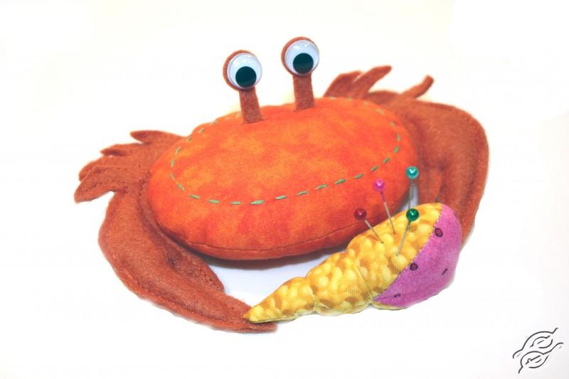 Pincushion Crab by RTO - RT-1169