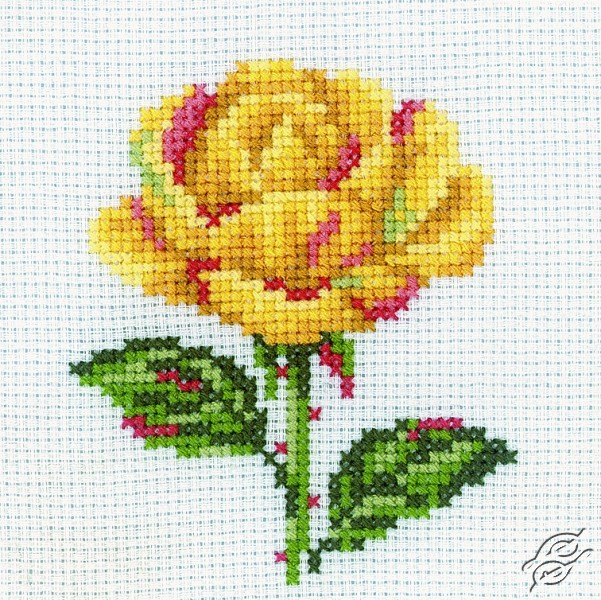 Yellow Rose by RTO - H169