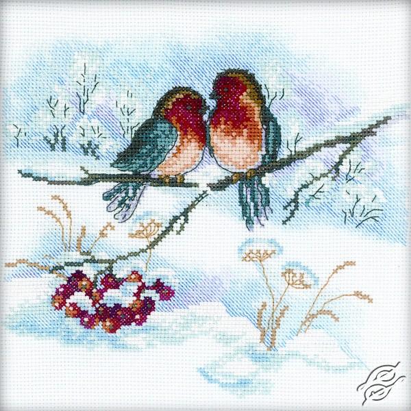 Bullfinch Pair by RTO - C110