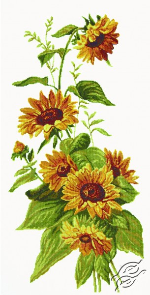 Sunflowers I by RTO - M080