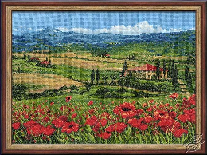 Toskana View by RIOLIS - 100/001