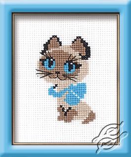 Kitten by RIOLIS - 462