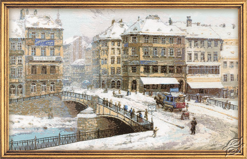 Masterpiece Of A Vienna City View by RIOLIS - 908
