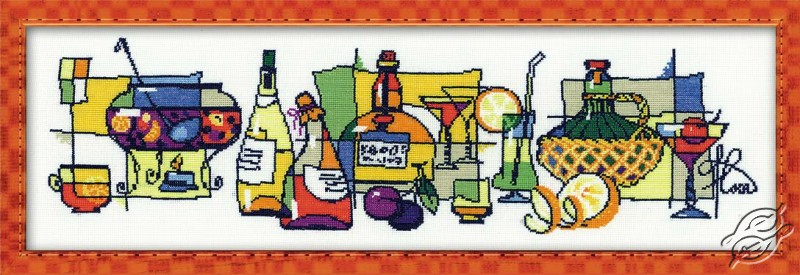 Cocktail-Bar by RIOLIS - 911