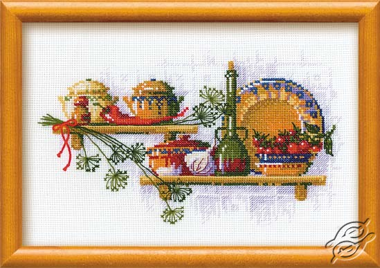 Kitchen Shelf II by RIOLIS - 992