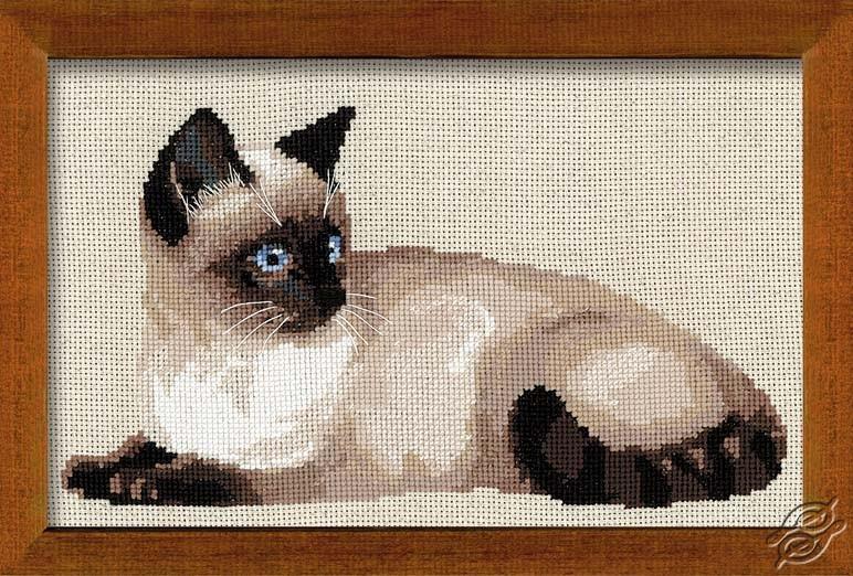 Cat Tammy by RIOLIS - 1066