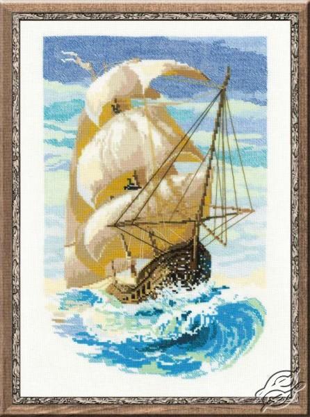 Sailing Vessel II by RIOLIS - 1091