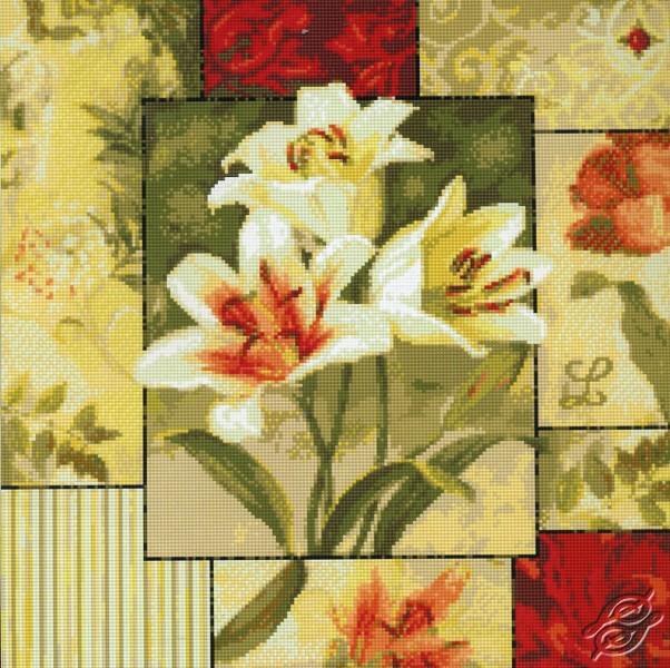 Lilies Medley by Kustom Krafts - 98113