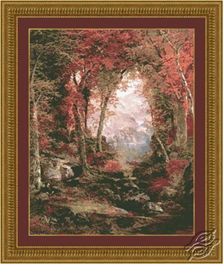 Autumnal Woods by Kustom Krafts - 20053