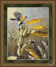 Meadow Gold - Goldfinch by Kustom Krafts - 99663