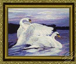 Swans by Kustom Krafts - DAW-006