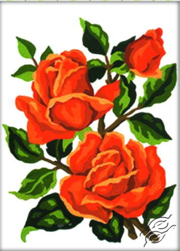 3.186 Roses by Collection D'Art - 3186