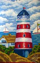 6.230 Lighthouses by Collection D'Art - 6230