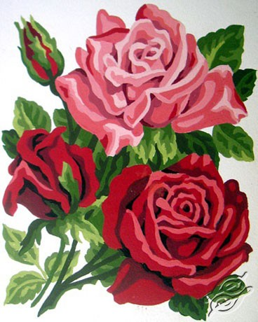 3.282 Roses by Collection D'Art - 3282
