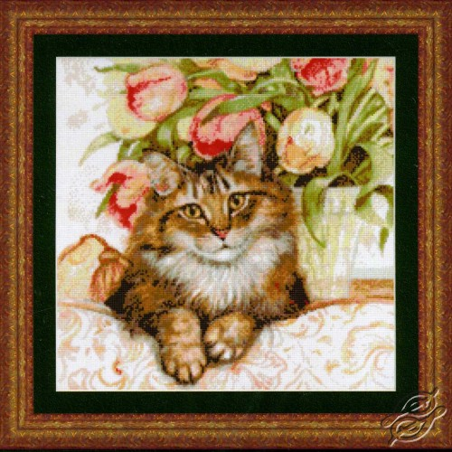 Sofa Cat by Kustom Krafts - 90083