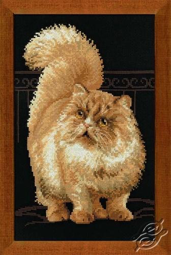The Persian Cat by RIOLIS - 1152