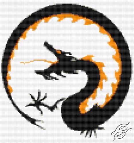 Dragon by HaftiX - patterns - 00033