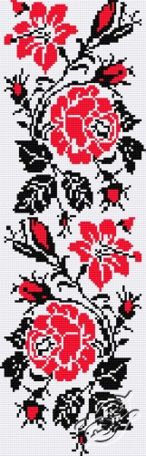 Flower Pattern by HaftiX - patterns - 00039