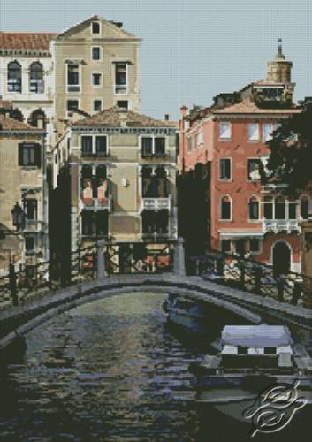 Venice by Free Cross Stitch Online - GSF00022