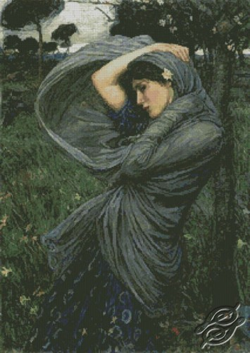 Boreas by Free Cross Stitch Online - GSF00034