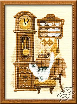 Kitchen Clock by RIOLIS - 858
