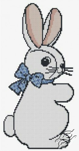 Easter Bunny by Free Cross Stitch Online - GSF00045