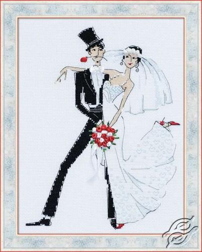 Wedding Tango by RIOLIS - 1179