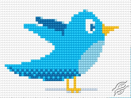 Little Bird by HaftiX - patterns - 00045