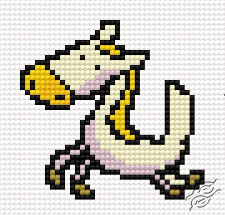 A Liitle Horse by HaftiX - patterns - 00061