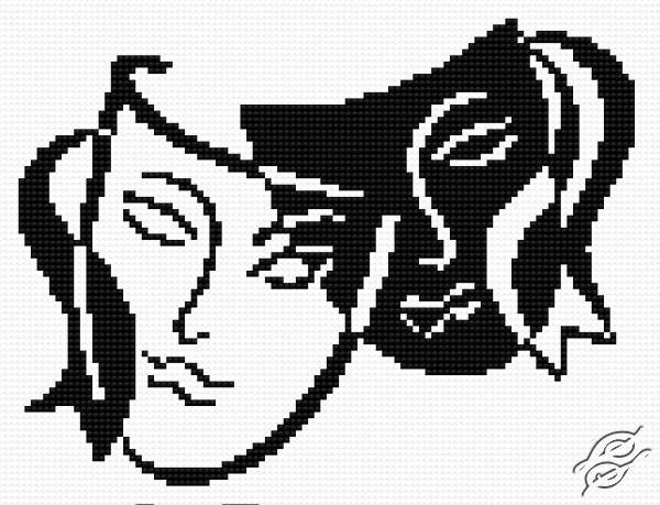 Masks by HaftiX - patterns - 00063