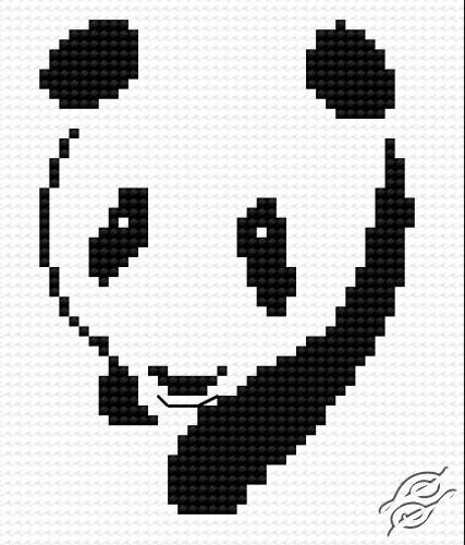 Panda by HaftiX - patterns - 00075